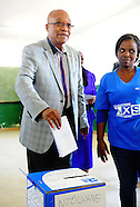 South African General Elections 2014