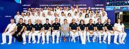 Officials Group <br /> Glasgow 07/08/2018 <br /> Swimming Tollcross International Swimming Centre<br /> LEN European Aquatics Championships 2018 <br /> European Championships 2018 <br /> Photo Giorgio Scala/ Deepbluemedia /Insidefoto