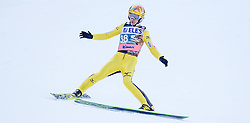 20.03.2015, Planica, Ratece, SLO, FIS Weltcup Ski Sprung, Planica, Finale, Skifliegen, im Bild Noriaki Kasai (JPN) //during the Ski Flying Individual Competition of the FIS Ski jumping Worldcup Cup finals at Planica in Ratece, Slovenia on 2015/03/20. EXPA Pictures © 2015, PhotoCredit: EXPA/ JFK