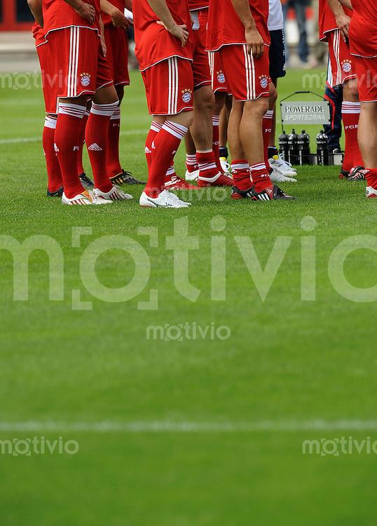 Fussball 1 Bundesliga Trainingsauftakt Beim Fc Bayern