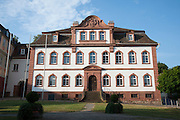 Neues Schloss, Bad König, Odenwald, Naturpark Bergstraße-Odenwald, Hessen, Deutschland | new castle, Bad König, Odenwald, Hesse, Germany