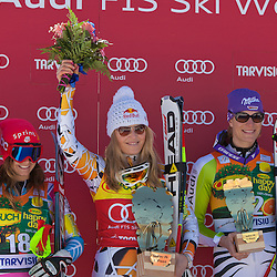 20110306: ITA, FIS World Cup Ski Alpine, Ladies Super G, Tarvisio