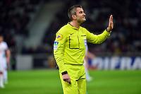 Fredy FAUTREL  - 24.01.2015 - Lille / Monaco - 22eme journee de Ligue1<br />Photo : Dave Winter / Icon Sport