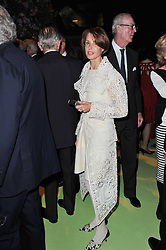 VICTORIA, LADY DE ROTHSCHILD at a dinner hosted by Cartier in celebration of the Chelsea Flower Show held at Battersea Power Station, 188 Kirtling Street, London SW8 on 23rd May 2011.