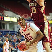 2011/2012 Basketball: Denver at South Alabama