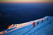 Mount Rainier summit