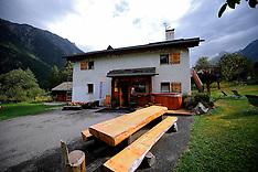 20120823 FRA: New Challenge BvdGF around Mont Blanc Chamonix