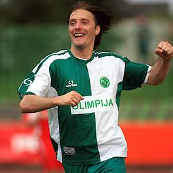 20090503: Football - Soccer - 2.SNL, NK Olimpija Ljubljana vs Zagorje