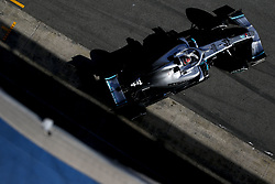 February 18, 2019 - Barcelona, Spain - Motorsports: FIA Formula One World Championship 2019, Test in Barcelona, , #44 Lewis Hamilton (GBR, Mercedes AMG Petronas F1 Team) (Credit Image: © Hoch Zwei via ZUMA Wire)
