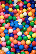 Colorful round gumballs. Missoula Photographer
