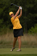 Kristie Smith during the first round of match play at the U.S. Women's Amateur at Crooked Stick Golf Club on Aug. 8, 2007 in Carmel, Ind.    ...©2007 Scott A. Miller