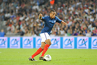FOOTBALL - FRIENDLY GAME - FRANCE v CHILI - 10/08/2011 - PHOTO SYLVAIN THOMAS / DPPI - LOIC REMY (FRA)