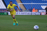 AFC Wimbledon defender & captain Barry Fuller (2) during the EFL Cup match between Peterborough United and AFC Wimbledon at ABAX Stadium, Peterborough, England on 9 August 2016. Photo by Stuart Butcher.