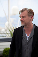Director Christopher Nolan photo call at the 71st Cannes Film Festival, Saturday 12th May 2018, Cannes, France. Photo credit: Doreen Kennedy