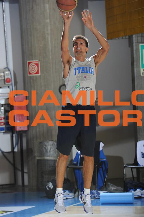 DESCRIZIONE : Bormio Raduno Collegiale Nazionale Italiana Maschile Allenamento<br /> GIOCATORE : Andrea Cinciarini<br /> CATEGORIA : Allenamento Ritratto<br /> SQUADRA : Nazionale Italia Uomini <br /> EVENTO : Raduno Collegiale Nazionale Italiana Maschile <br /> GARA : Allenamento<br /> DATA : 20/07/2011<br /> SPORT : Pallacanestro <br /> AUTORE : Agenzia Ciamillo-Castoria/GiulioCiamillo<br /> Galleria : Fip Nazionali 2011 <br /> Fotonotizia : Bormio Raduno Collegiale Nazionale Italiana Maschile Allenamento<br /> Predefinita :