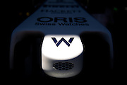 May 20-24, 2015: Monaco - Williams nose detail