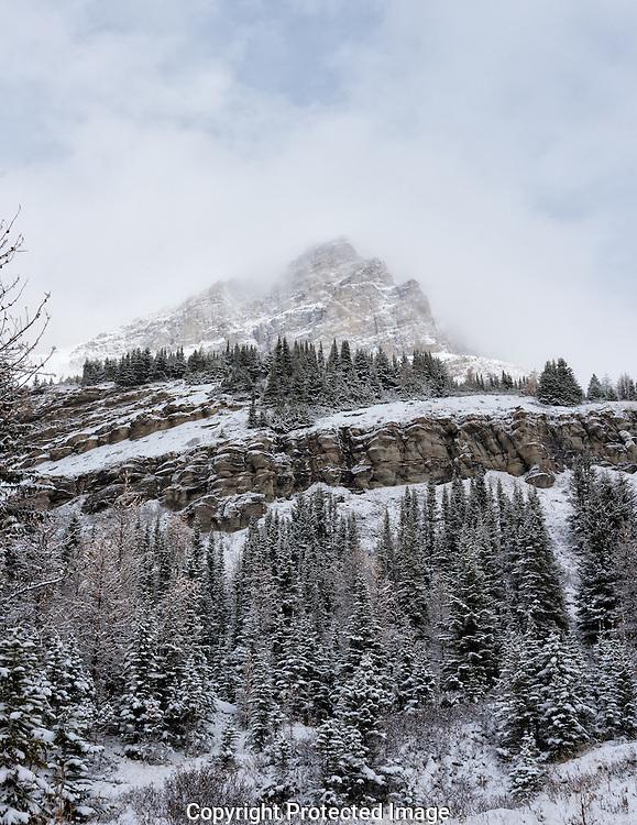 Hike to Skoki Lodge.., Alberta, Canada, Isobel Springett
