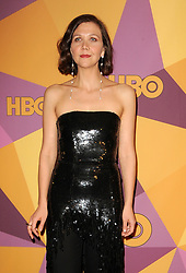 Maggie Gyllenhaal at the HBO's 2018 Official Golden Globe Awards After Party held at the Circa 55 Restaurant in Beverly Hills, USA on January 7, 2018.