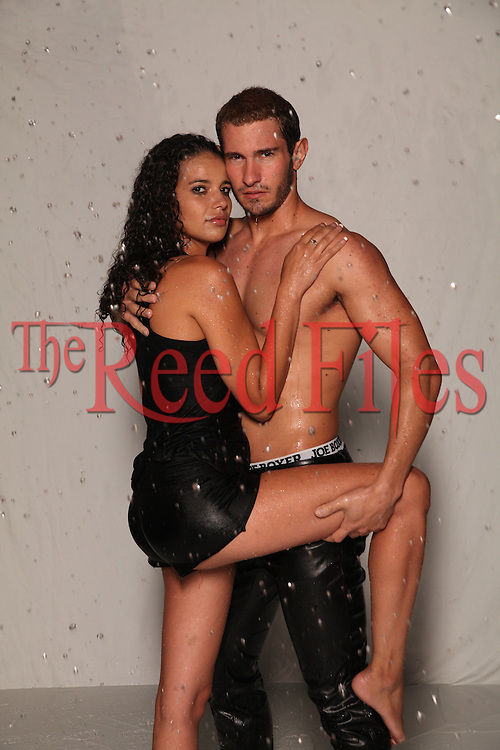 The Reed Files: Sensual Wet Couple