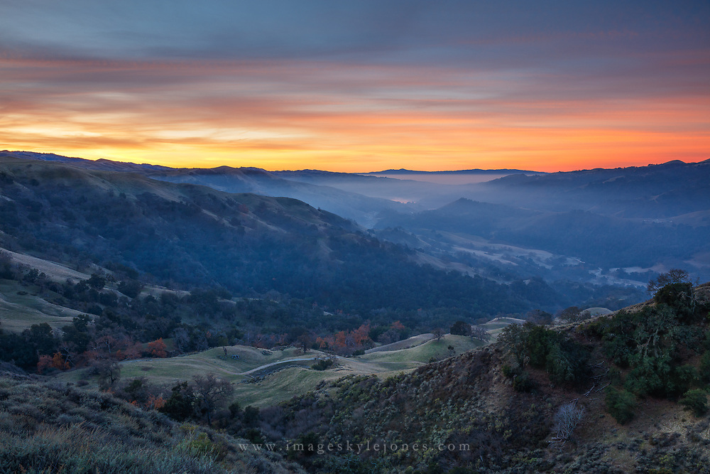 Sunol Regional Wilderness, California
