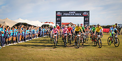 The Cape Pioneer Trek category leaders head up the field as Stage 2, from Mossel Bay to George, gets underway on 18th of October 2016.<br /> <br /> <br /> Photo by: Oakpics/Cape Pioneer Trek/SPORTZPICS<br /> <br /> <br /> {dem16gst}
