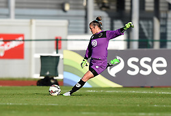 Bristol Academy's Mary Earps - Mandatory by-line: Paul Knight/JMP - 25/07/2015 - SPORT - FOOTBALL - Bristol, England - Stoke Gifford Stadium - Bristol Academy Women v Sunderland AFC Ladies - FA Women's Super League