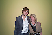 DOUGLAS BOOTH; RACHEL JOHNSON, English National BalletÕs annual pre-show party at the St. Martin's Lane hotel before a performance of the Nutcracker at the Coliseum. 15 December 2010. <br />  -DO NOT ARCHIVE-© Copyright Photograph by Dafydd Jones. 248 Clapham Rd. London SW9 0PZ. Tel 0207 820 0771. www.dafjones.com.<br /> DOUGLAS BOOTH; RACHEL JOHNSON, English National Ballet's annual pre-show party at the St. Martin's Lane hotel before a performance of the Nutcracker at the Coliseum. 15 December 2010. <br />  -DO NOT ARCHIVE-© Copyright Photograph by Dafydd Jones. 248 Clapham Rd. London SW9 0PZ. Tel 0207 820 0771. www.dafjones.com.