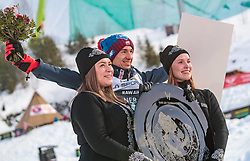18.03.2018, Vikersundbakken, Vikersund, NOR, FIS Weltcup Ski Sprung, Raw Air, Vikersund, Finale, im Bild Gesamtsieger Kamil Stoch (POL) // Overall Winner Kamil Stoch of Poland during the 4th Stage of the Raw Air Series of FIS Ski Jumping World Cup at the Vikersundbakken in Vikersund, Norway on 2018/03/18. EXPA Pictures © 2018, PhotoCredit: EXPA/ JFK
