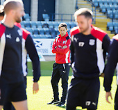 Dundee FC Training 21-04-2017