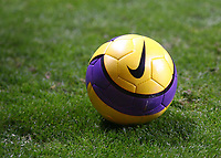 Photo: Andrew Unwin.<br /> Newcastle United v Sheffield United. The Barclays Premiership. 04/11/2006.<br /> A Nike Total 90 Aerow II football.