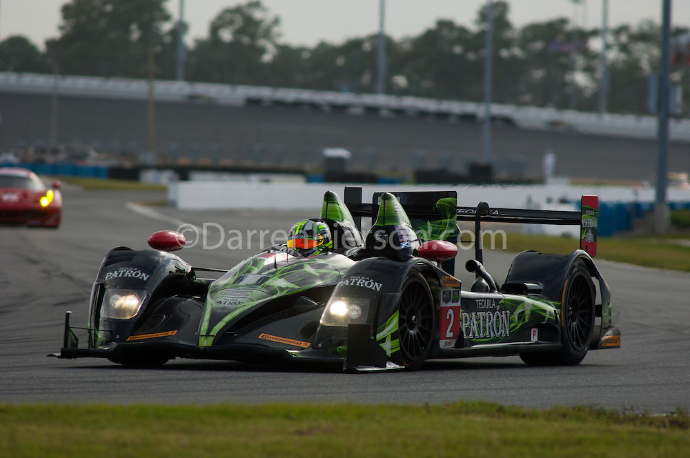 #2 Extreme Speed Motorsports HPD ARX-03b: Ed Brown, Ryan Dalziel