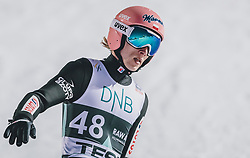09.03.2020, Lysgards Schanze, Lillehammer, NOR, FIS Weltcup Skisprung, Raw Air, Lillehammer, Herren, im Bild Dawid Kubacki (POL) // Dawid Kubacki of Poland during men's 2nd Stage of the Raw Air Series of FIS Ski Jumping World Cup at the Lysgards Schanze in Lillehammer, Norway on 2020/03/09. EXPA Pictures © 2020, PhotoCredit: EXPA/ JFK