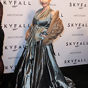 NLD/Amsterdam/20121028 - Inloop premiere nieuwe James Bond film Skyfall , Marijke Helwegen