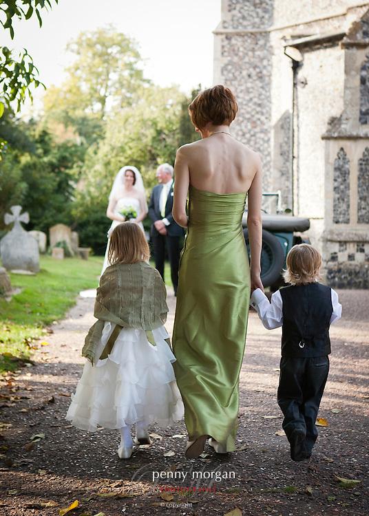 Sebastian and Catherine's wedding