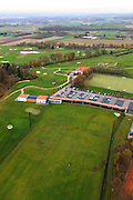 Nederland, Limburg, Gemeente Margraten, 15-11-2010; Golfbaan Het Rijk van Margraten.Golf course near Maastricht..luchtfoto (toeslag), aerial photo (additional fee required).copyright foto/photo Siebe Swart