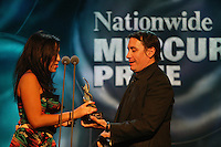 Nationwide Mercury Prize 2004, Tuesday 7 September 2004.The Grosvenor Hotel, Park Lane