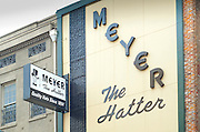 Louisiana, New Orleans, Meyer The Hatter, Selling Hats Since 1894, Saint Charles Street