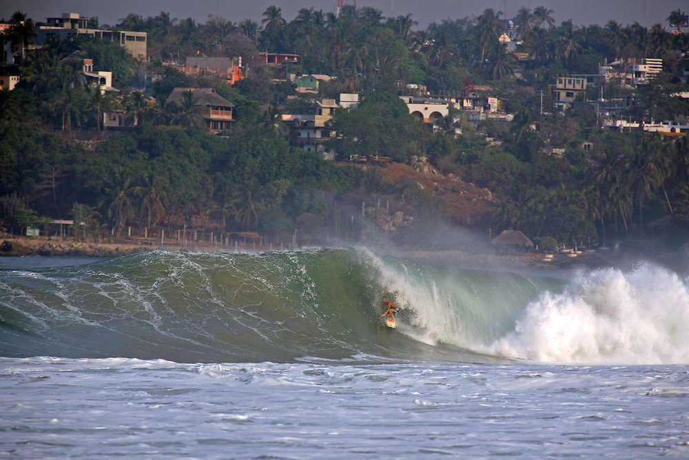Puerto Escondido, Mexico