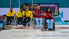 CURLING - SOCHI 2014 WINTER PARALYMPICS PHOTOS