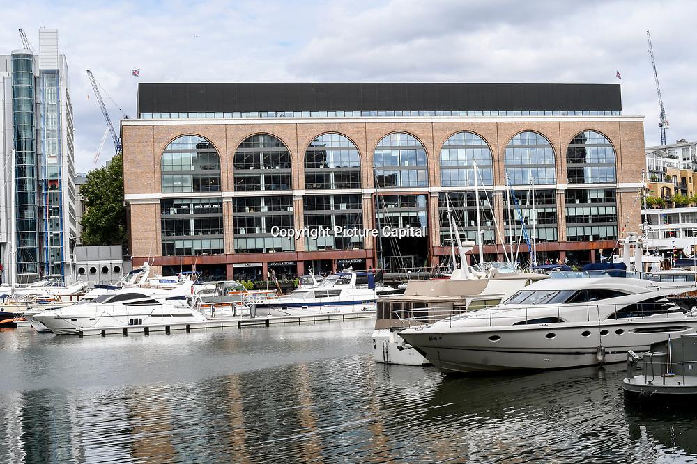 Classic Boat Festival 2018 at St. Katharine Docks on 8 September 2018, London, UK