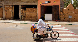 Street scene in Mhamid, Morocco<br /> <br /> (c) Andrew Wilson | Edinburgh Elite media