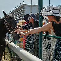 May 3, 2014: Scenes from Kentucky Derby Day at Churchill Downs in Louisville, KY. Eric Patterson/ESW/CSM