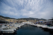 May 21, 2014: Monaco Grand Prix: Monaco harbor