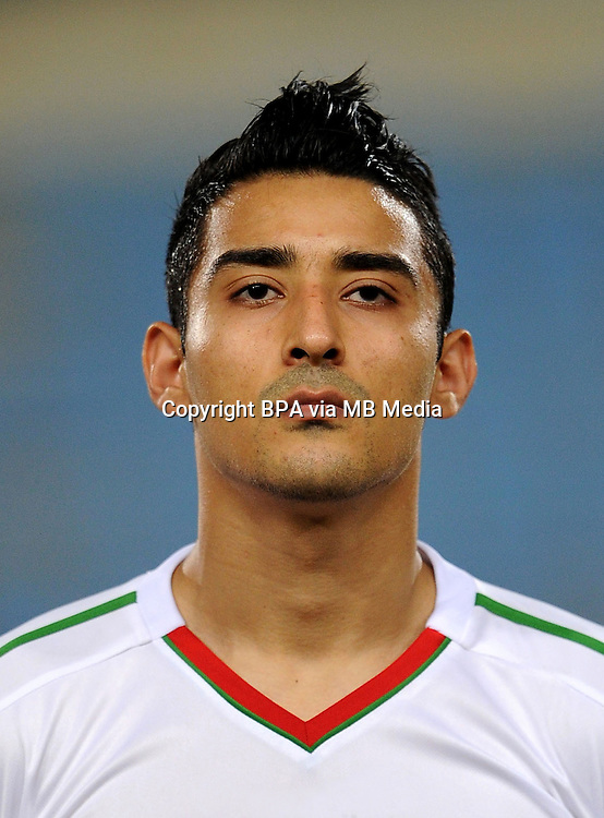 World Cup Brazil 2014 / <br /> Iran Team - <br /> Reza GHOOCHANNEJHAD NOURNIA