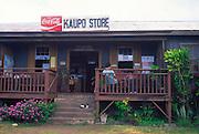 Kaupo Store, Maui, Hawaii<br />