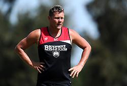Bristol City manager, Steve Cotterill  - Photo mandatory by-line: Joe Meredith/JMP - Mobile: 07966 386802 - 16/07/2015 - SPORT - Football - Albufeira -  - Pre-Season Training