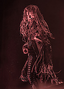 Rob Zombie performs at White River Amphitheater during the Pain in the Grass music festival. Photo by John Lill