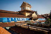 Rooftop of Cholon market, Ho Chi Minh City, Vietnam, Southeast Asia