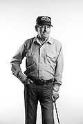 J.H. Shinn<br /> Sergeant<br /> Marine Corps<br /> Rifleman<br /> Vietnam<br /> 1964-1968<br /> <br /> Veterans Portrait Project<br /> Pleasanton, California