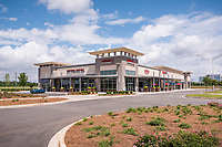 Architecture image of The Shopps at Redstone Gateway in Huntsville Alabama by Jeffrey Sauers of Commercial Photographics, Architectural Photo Artistry in Washington DC, Virginia to Florida and PA to New England